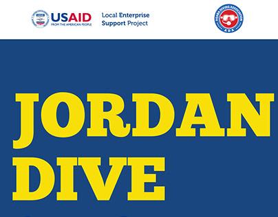 Branding for Jordan Food Week on Behance