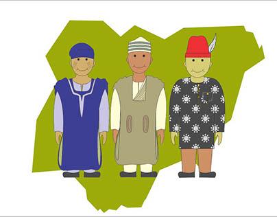 Nigerian Men- WAZOBIA