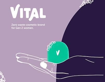 Vital - zero waste cosmetics
