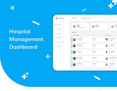 Hospital Management - UI | UX