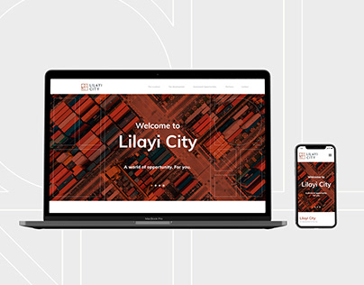 Lilayi City Microsite