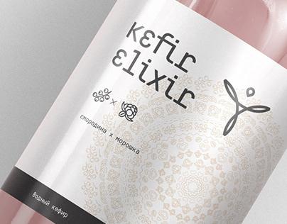 Kefir Elixir — water kefir drink
