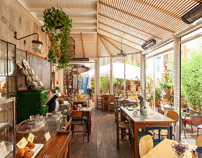 Peppa e Nando - Food and Interiors