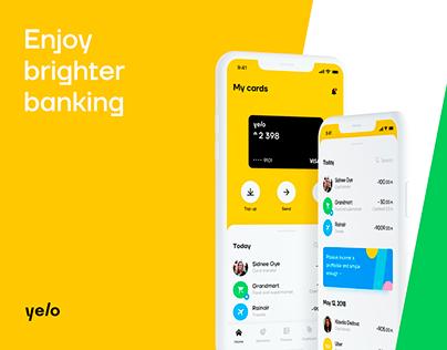 Yelo - Mobile banking