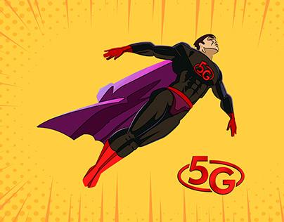 Huawei 5G HERO