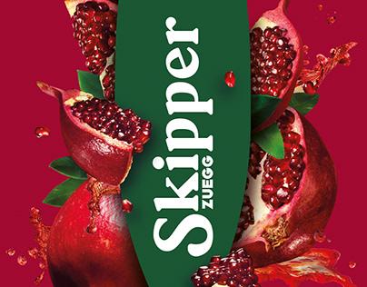 SKIPPER - Packaging Visual