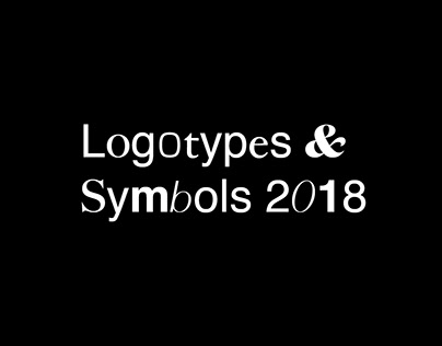 Logotypes & Symbols 2018
