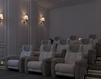 Home Cinema, KSA