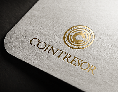 Crypto Currency Logo Design