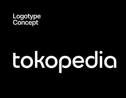 Tokopedia Logotype Concept