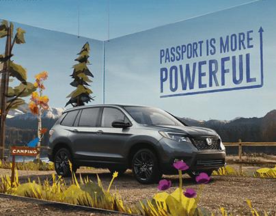 Honda 'Whatever You Need'