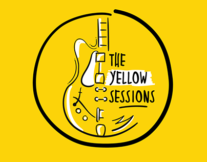 The Yellow Sessions | Branding and Posters