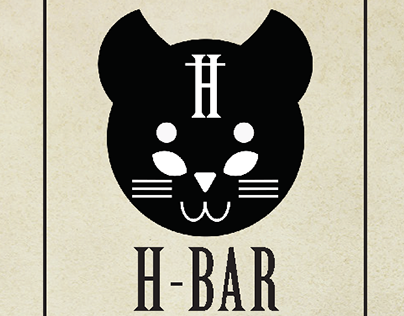 Menu Design: H Bar Branding