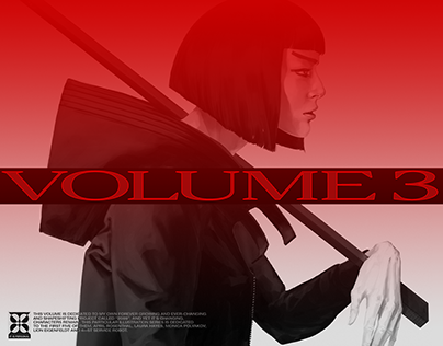 CYBERPUNK Characters—Volume THREE
