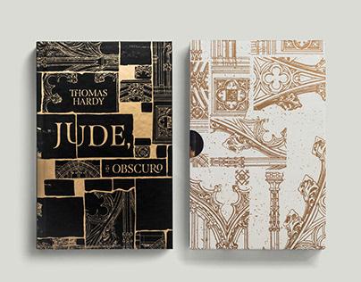 Jude, o obscuro - Book cover