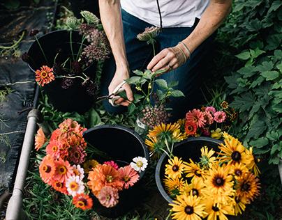 How an Urban Flower Farmer Spends Her Sundays
