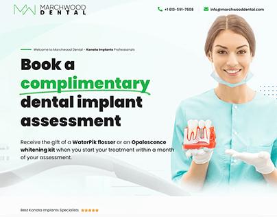 Kanata Implant Dentures