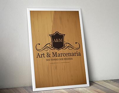 ART & MARCENARIA - Seu sonho sob medida