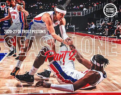 2020-21 Detroit Pistons | Season One Pt. 2