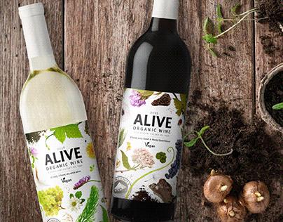 Alive Organic Wine