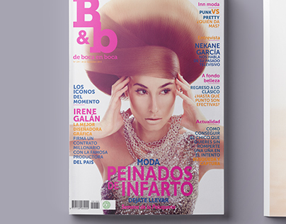 B&b Revista virtual para la serie