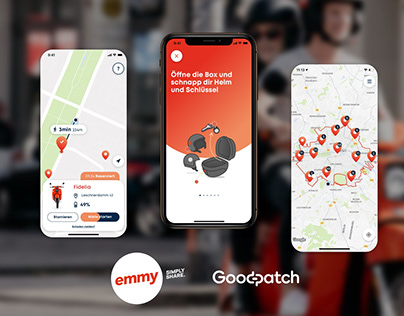 emmy sharing –official new app