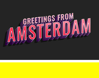 Amsterdam Snapchat Geofilter