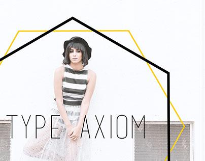 TYPE AXIOM