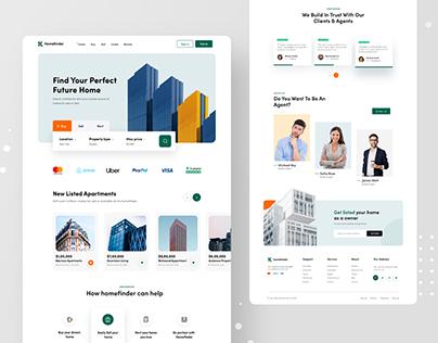 Web Site Ui Design