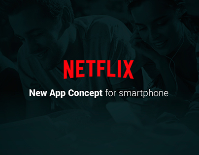 New Concept Netflix App
