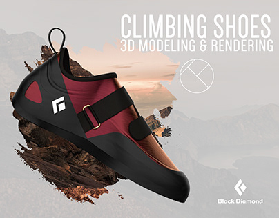 DESIGNING CLIMBING SHOES