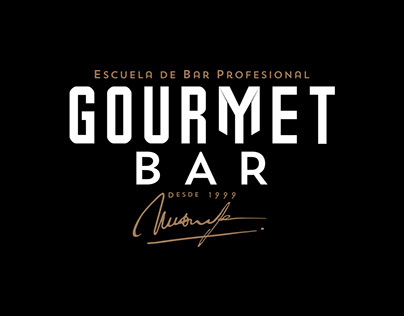 GOURMET BAR | Advertising Project