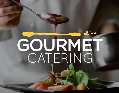 Branding Gourmet Catering