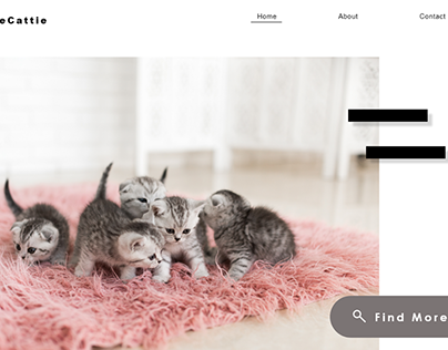 CuttieCattie Web Design