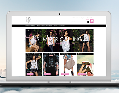 Online Fashion Stores