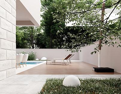House in Nin, Croatia | CGI
