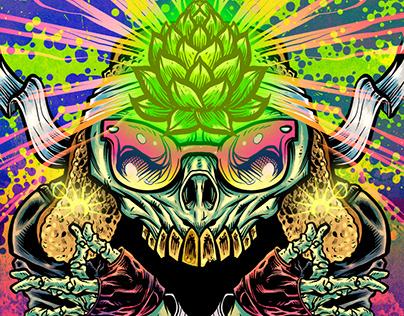 Voodoo Ranger Promo Art