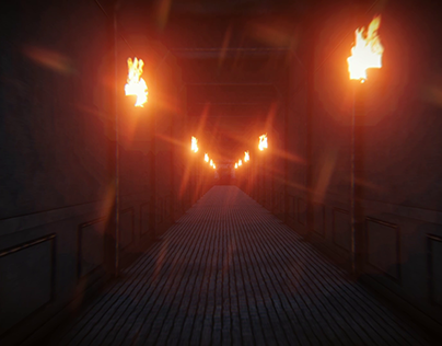 Horror Corridor