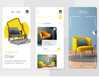 AR Furniture App