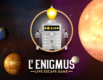 L'Enigmus Live Escape Game