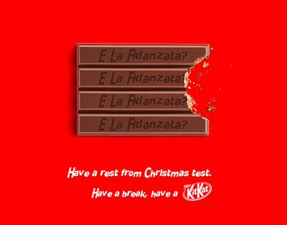 KitKat Christmas Edition