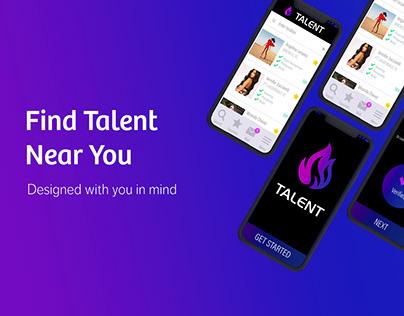 Talent App