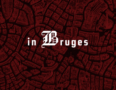 Movie Title Credits Sequence: In Bruges
