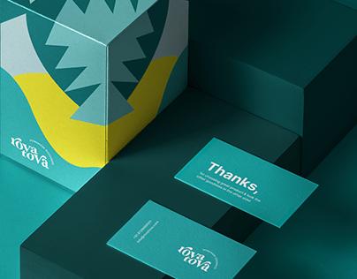 ROVATOVA | Branding & Packaging