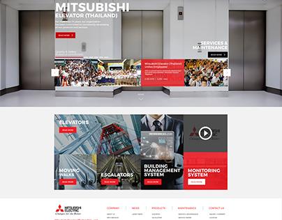 Musubishi Elevator mock