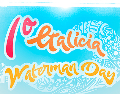 Galicia Waterman Day - [Poster 2017]