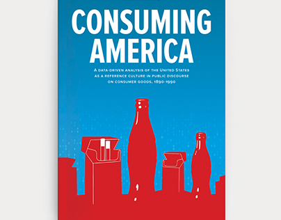 Consuming America bookcover