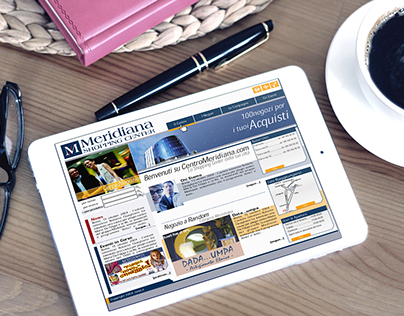 App per Centro commerciale