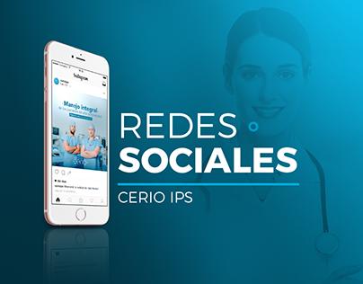 Redes Sociales / CERIO IPS
