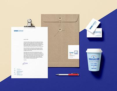 Orbecargo | Branding